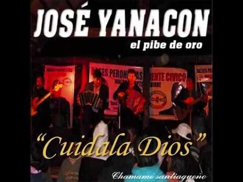 Jose Yanacon - Cuidala Dios