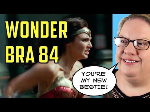 Wonder Woman 1984 Trailer Reaction