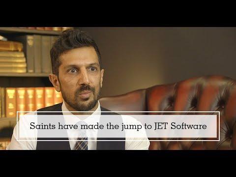 Saints Estate Consultancy talk about JET Software