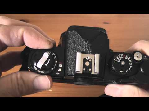 Nikon FM3A 35mm Film Camera Overview / Review