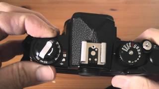 Nikon FM3A 35mm Film Camera Overview / Review