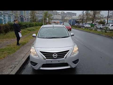 Nissan Latio 2016г