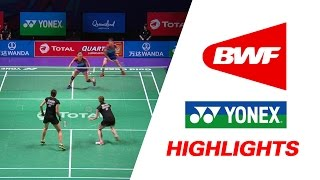 total bwf sudirman cup 2017   badminton day 3 grp 1c mas vs ger highlights