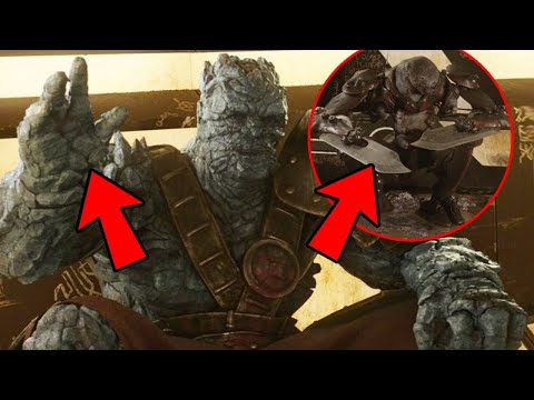 Download Youtube: This Tiny Detail Will Make You Love Thor: Ragnarok Even More