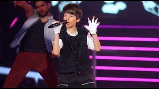 Yo Soy Kids: Justin Bieber deleitó en la Gran Final con