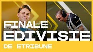 EDIVISIE | De finale in de eTribune!