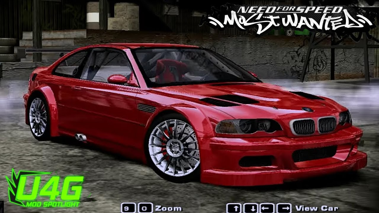 BMW M3 E46 'GTR' by Mosselman! - YouTube