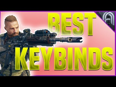 Best PC Keybinds for Call of Duty Black Ops 4!!