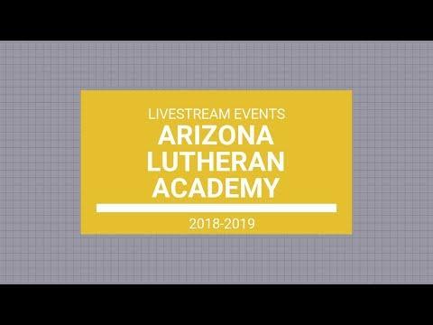 Arizona Lutheran Academy - CHAPEL