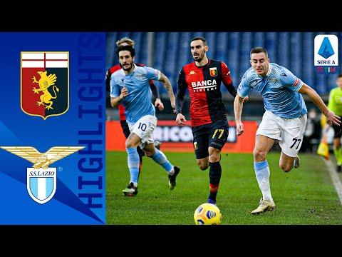 Genoa 1-1 Lazio | La Lazio inizia l'anno con un pareggio | Serie A TIM
