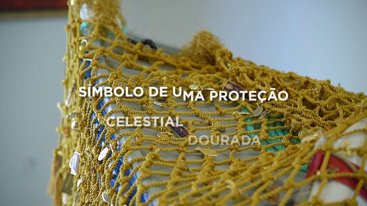 A Rede - Joana Vasconcelos