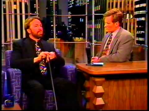 John Ritter on Conan 19970221