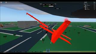 ROBLOX Storm Chasers - Storm Flyers And DOW Chasing! (34)