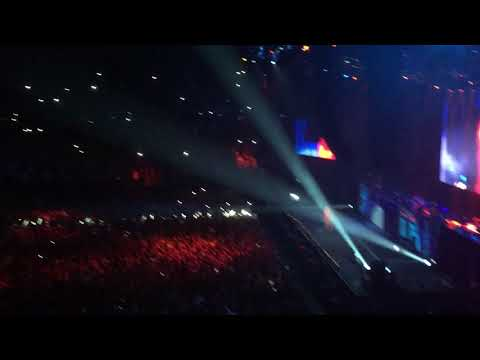 J. Cole - Work Out | Auckland, NZ (LIVE)