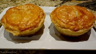 Australian Meat Pie - Recipe