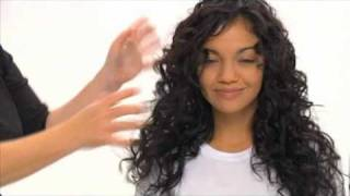 Aveda How-To | Define Curls With Be Curly™ Style-Prep™