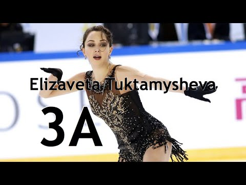 Elizaveta Tuktamysheva - 3A