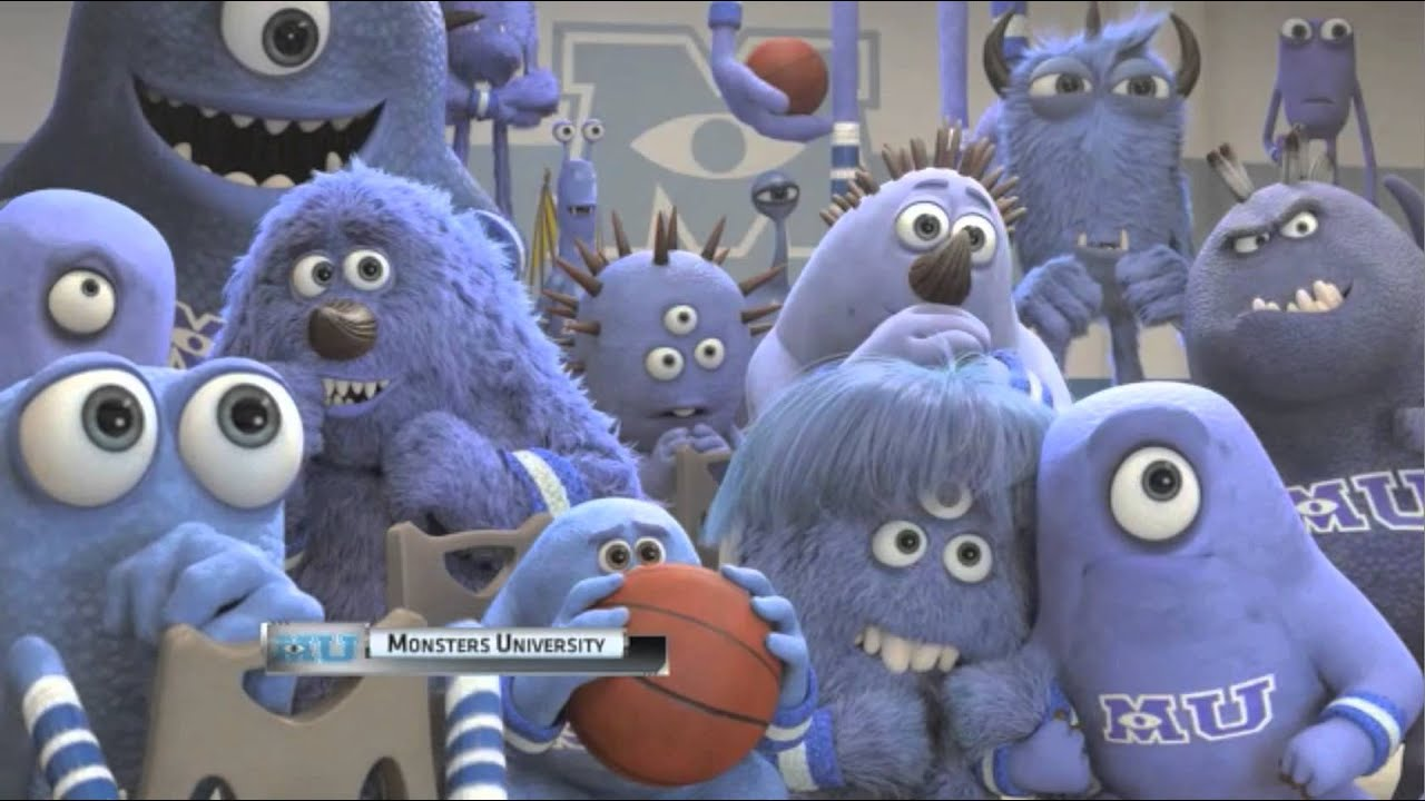 Monsters University March Madness SportsCenter Clip - YouTube