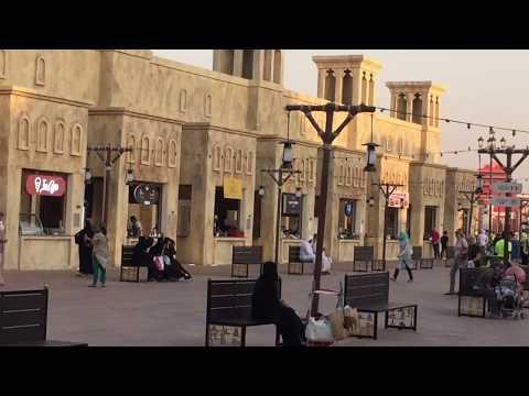 Dubai Visual Walk