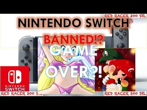 Is the Nintendo Switch BANNED FROM STORES!?!?