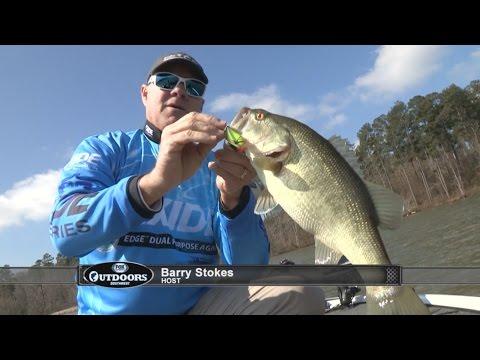 FOX Sports Outdoors SOUTHWEST #5 - 2015 Lake Guntersville Alabama Bass Fishing