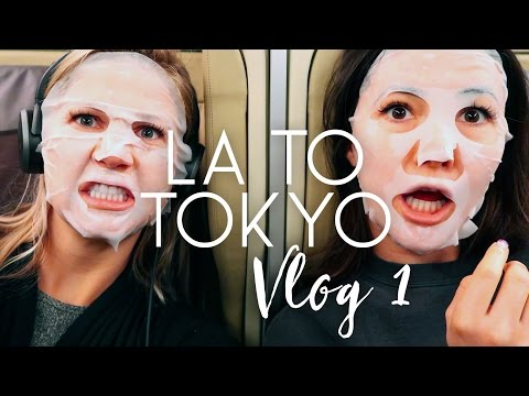 Flying Singapore Airlines Business Class to Tokyo (Vlog #1)