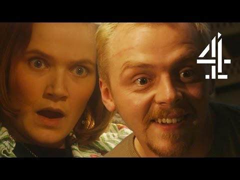 Spaced  Tim & Daisy's Relationship  Series 1