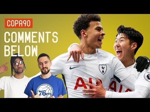 Dele Alli Smashes Chelsea to Confirm Top Four for Spurs | Comments Below