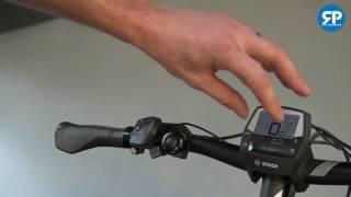 Zo werkt het Bosch bedieningssysteem / display van je elektrische fiets