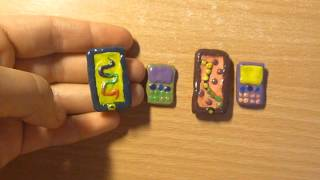 Мои поделки для кукол Монстер Хай из пластилина.(0:17 - пластилиновые вешалки для одежды 0:57 - питомец Френки - щенок Ватзит 1:22 - планшеты и телефоны 2:35 - вкусняшк..., 2014-02-15T13:55:52.000Z)