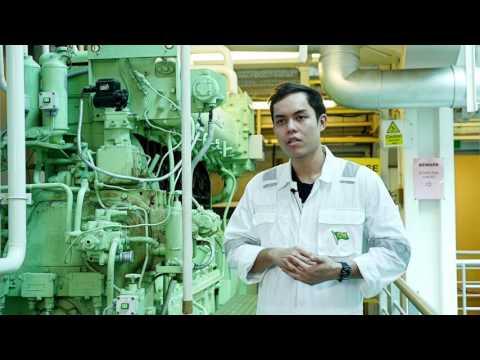 Faces of Maritime Singapore - Muhammad Danial Bin Abdul Razak