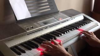 La romanesca piano tutorial por Carlos Monteverde
