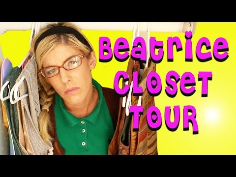 Closet Tour w/ Beatrice Mumblesteen