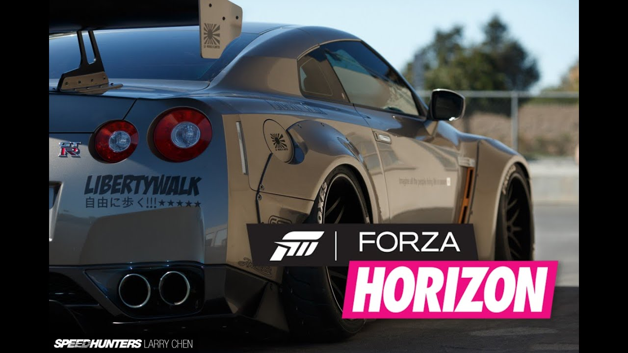 widebodies in forza forza horizon 3 gameplay trailer. Black Bedroom Furniture Sets. Home Design Ideas