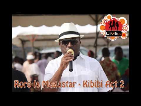 Roro La Megastar - Kibibi Acte 2
