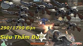 Bình Luận CF : Barrett Red Dragon - Tiến Xinh Trai Zombie V4 | aka