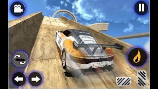 Extreme City GT Racing Stunts 2 / GT Car Racers / Android Gameplay Video
