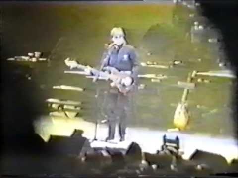 Paul Mccartney Live At Ny Madison Square Garden New York Usa Thursday 14th December 1989