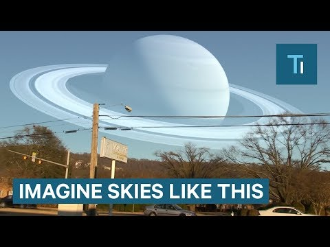 What Planets Would Look Like If They Were Closer To Earth