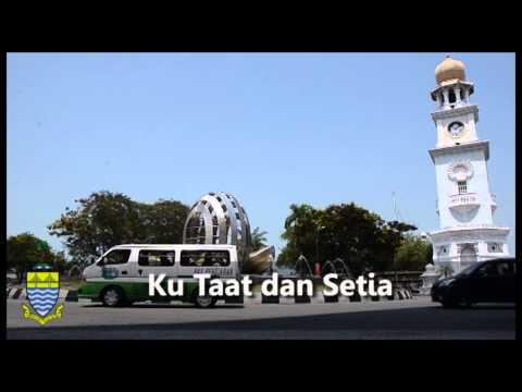 Lagu Negeri Pulau Pinang Untuk Negeri Kita Youtube