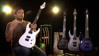 misha mansoor was blown away by his new pro series guitars