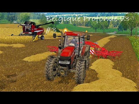 belgique profonde map v3 farming simulator 2015 2 youtube. Black Bedroom Furniture Sets. Home Design Ideas