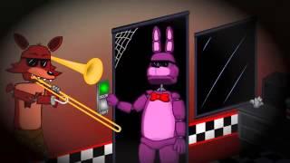 Знаменитая песня 5 ночей с Мишкой Фредди  DDD Приколы
