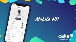 Does cakehr have an app for ios or android? yes we do - the perfect tool on-the-go situations. keep up to date with your real-time leave allowances as we...