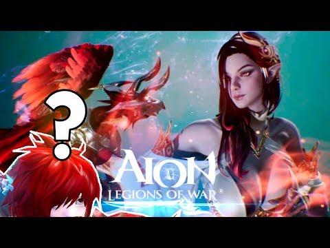 AION : Legions Of War | Hablemos De MMO Para Móviles (Gameplay En Español)