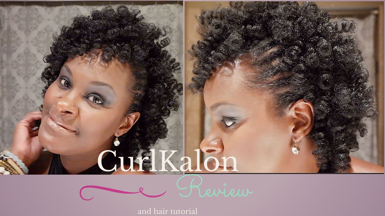 53 CurlKalon hair review and tutorial