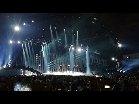 (Eurovision 2018 Bulgaria Equinox - Bones (First semi-final jury show )