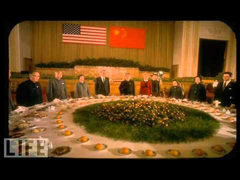 Ping Pong Diplomacy NHD