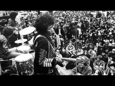 JIMI HENDRIX - Live in Cleveland (1968) - Full Album