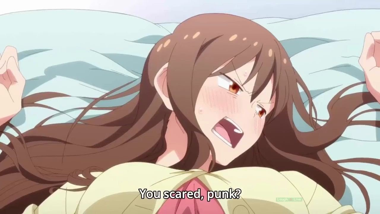 Sexy Anime The Cute Girls Anime Funny Moment
